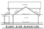 Farmhouse Style House Plan - 3 Beds 2.5 Baths 1600 Sq/Ft Plan #20-2410