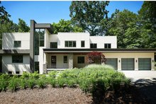 Architectural House Design - Contemporary Exterior - Front Elevation Plan #928-315