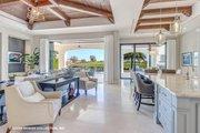 Mediterranean Style House Plan - 3 Beds 3.5 Baths 3700 Sq/Ft Plan #930-511 Interior - Kitchen