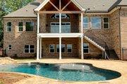 Craftsman Style House Plan - 5 Beds 5 Baths 3644 Sq/Ft Plan #437-105