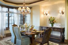 Dream House Plan - Dining Room - 4000 square foot European home