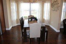Craftsman Interior - Dining Room Plan #20-2325