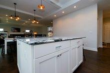 Home Plan - Ranch Interior - Kitchen Plan #70-1464