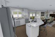 Farmhouse Style House Plan - 4 Beds 2.5 Baths 3356 Sq/Ft Plan #1060-1 Floor Plan - Other Floor