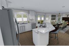 Farmhouse Floor Plan - Other Floor Plan Plan #1060-1
