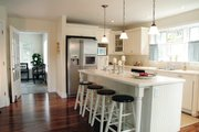 Southern Style House Plan - 2 Beds 2 Baths 1480 Sq/Ft Plan #23-2038 Interior - Kitchen