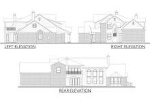 Home Plan - European Exterior - Other Elevation Plan #80-161