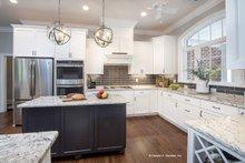 House Design - European Interior - Kitchen Plan #929-25