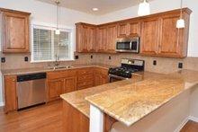Craftsman Interior - Kitchen Plan #124-1210