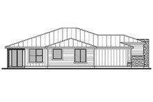 Home Plan - Modern Exterior - Other Elevation Plan #1073-27