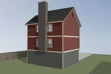 Traditional Exterior - Other Elevation Plan #79-145