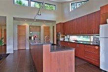 Kitchen - 3300 square foot Modern home