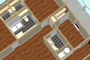 Southern Style House Plan - 3 Beds 2.5 Baths 2189 Sq/Ft Plan #44-145 Interior - Other
