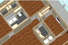 Dream House Plan - Southern Interior - Other Plan #44-145