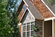 Craftsman Style House Plan - 3 Beds 2 Baths 2001 Sq/Ft Plan #48-104 Exterior - Front Elevation