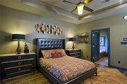European Style House Plan - 3 Beds 2 Baths 1747 Sq/Ft Plan #17-123