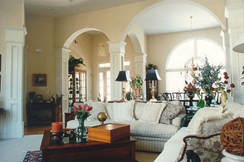 Traditional Interior - Other Plan #419-105 - Houseplans.com