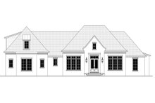 House Plan Design - Farmhouse Exterior - Front Elevation Plan #430-202
