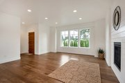 Farmhouse Style House Plan - 3 Beds 2.5 Baths 1840 Sq/Ft Plan #1070-1 Interior - Family Room