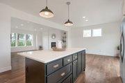 Farmhouse Style House Plan - 3 Beds 2.5 Baths 1840 Sq/Ft Plan #1070-1 Interior - Kitchen