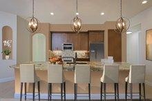 House Plan Design - Mediterranean Interior - Kitchen Plan #938-90