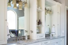 European Interior - Master Bathroom Plan #48-650