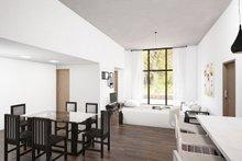 Ranch Interior - Dining Room Plan #1075-1