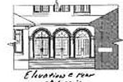 European Style House Plan - 5 Beds 3.5 Baths 5908 Sq/Ft Plan #81-411 Photo