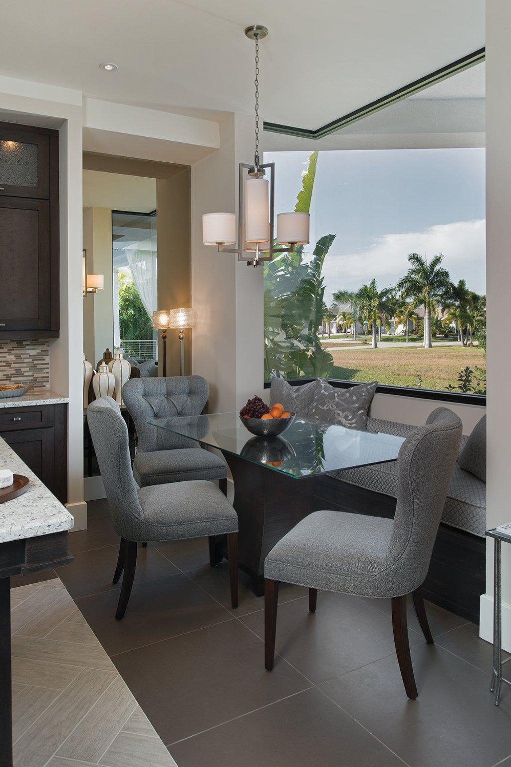 Living Room Interior Design Pdf: Contemporary Style House Plan