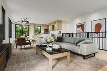 Architectural House Design - Craftsman Interior - Kitchen Plan #23-2733