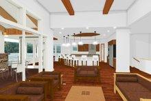 Craftsman Interior - Family Room Plan #1069-1