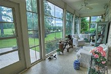 Sun Porch - 2600 square foot Southern home