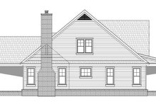 Country Exterior - Other Elevation Plan #932-276