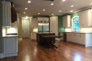 European Style House Plan - 3 Beds 2 Baths 2839 Sq/Ft Plan #437-63 Interior - Kitchen