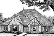 European Style House Plan - 3 Beds 2.5 Baths 2559 Sq/Ft Plan #310-261