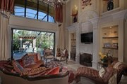 Mediterranean Style House Plan - 5 Beds 7 Baths 5474 Sq/Ft Plan #27-503 Photo