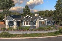 House Plan Design - Craftsman Exterior - Front Elevation Plan #895-122