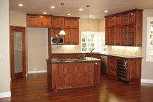 Home Plan - Traditional Photo Plan #124-671