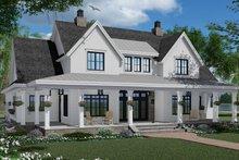 Farmhouse Exterior - Front Elevation Plan #51-1150