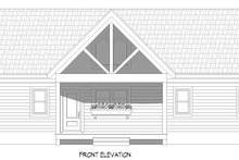 House Plan Design - Country Exterior - Front Elevation Plan #932-254