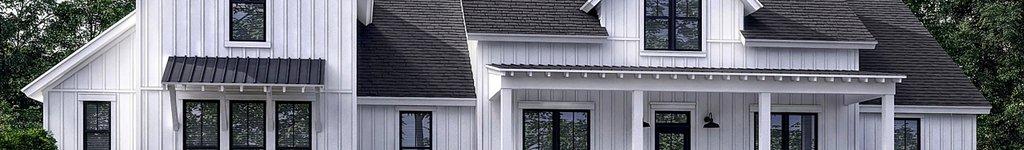Texas Farmhouse House Plans, Floor Plans & Designs