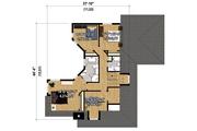 Cottage Style House Plan - 4 Beds 2 Baths 2196 Sq/Ft Plan #25-4485 Floor Plan - Upper Floor Plan