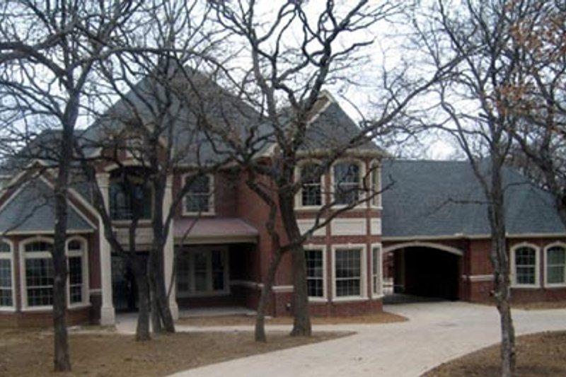Dream House Plan - European Exterior - Front Elevation Plan #84-509