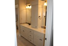 Dream House Plan - Country Interior - Master Bathroom Plan #430-56