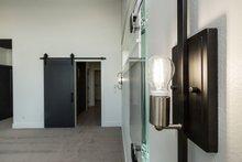 Ranch Interior - Master Bedroom Plan #70-1477