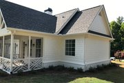 Traditional Style House Plan - 4 Beds 3.5 Baths 3026 Sq/Ft Plan #437-83 Exterior - Other Elevation