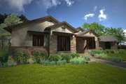 Country Style House Plan - 3 Beds 2.5 Baths 2352 Sq/Ft Plan #120-192 Exterior - Other Elevation