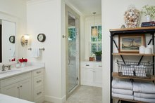 Country Interior - Master Bathroom Plan #928-333