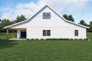 Farmhouse Style House Plan - 1 Beds 1 Baths 2497 Sq/Ft Plan #1070-121 Exterior - Rear Elevation