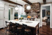Craftsman Interior - Kitchen Plan #928-260